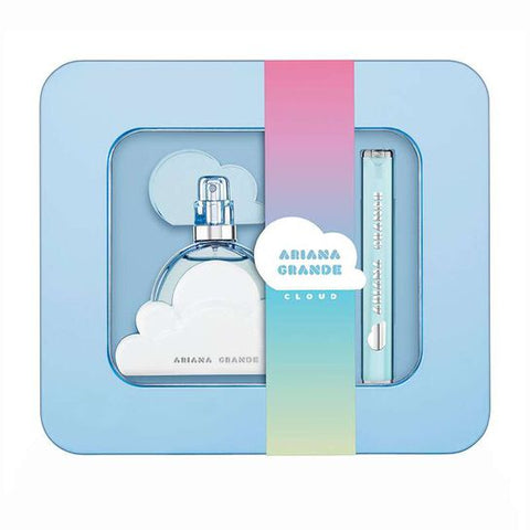 Ariana Grande Cloud Perfume Gift Set with Rollerball