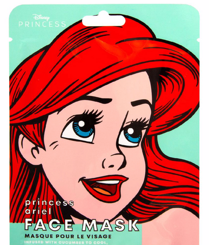 Disney Ariel Hydrating Face Mask