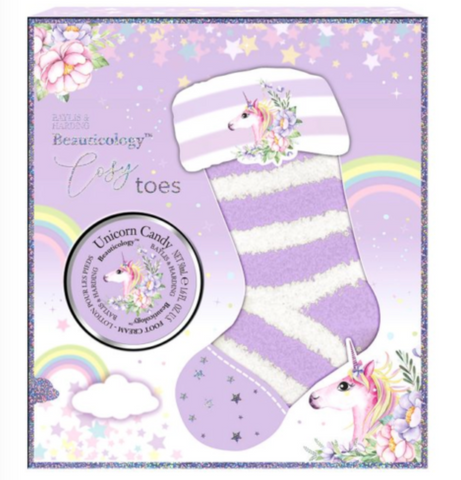 Baylis and Harding Unicorn Pamper Feet Gift Set