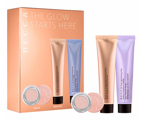 Becca the Glow Starts Here Gift Set