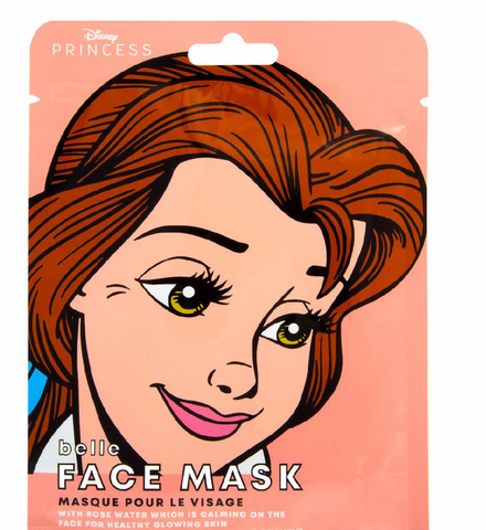 Disney Belle Rose Face Sheet Mask