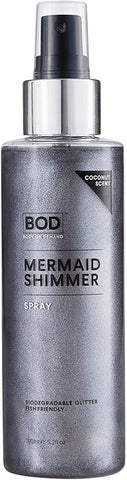 BOD Mermaid Shimmer Coconut Scent Spray 150ml