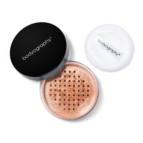 Bodyography Loose Shimmer Powder - Sun Soaked