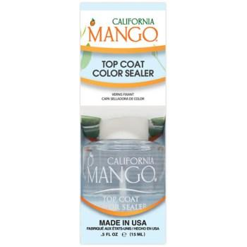 California Mango Top Coat 15ml