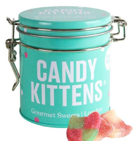 Candy Kitten Sweets Tin Gift