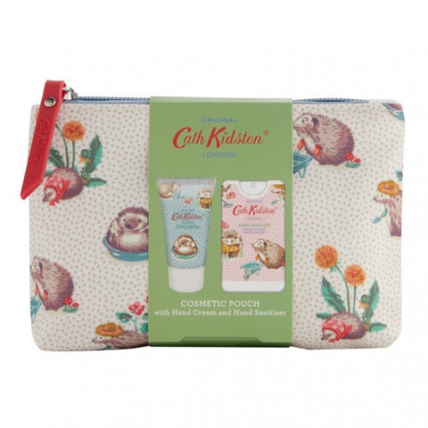 Cath Kidston Gardners Club Hedgehog Hand Care Gift Set