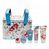 Cath Kidston Picnic Hamper Bath and Body Gift Set