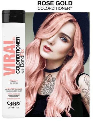 Celeb Luxury Colorditioner Colour Conditioner -  Rose Gold