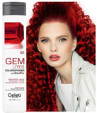 Celeb Luxury Gem Lites Colourwash Shampoo Red - Ruby