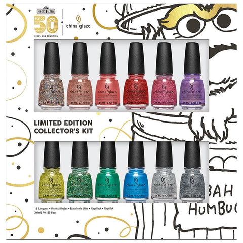 China Glaze Sesame Street Mini Nail Polish Gift Set