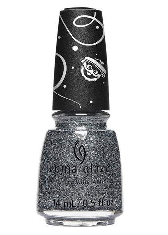China Glaze Sesame Street Christmas Nail Colour - Since 1969