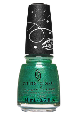 China Glaze Christmas Nail Polish - Brought to You By...