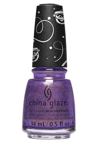 China Glaze Christmas Nail Polish - Fa La Ah Ah Ahh!