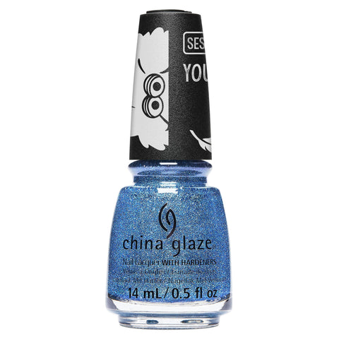 China Glaze Sesame Street Nail Colour - Dat Color Dough