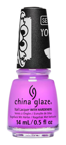 China Glaze Sesame Street Nail Colour - I Count Even