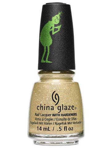 China Glaze Merry Whatever Grinch Nail Lacquer