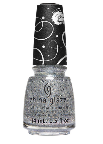 China Glaze Sesame Street Christmas Nail Colour - T is for Tinsel