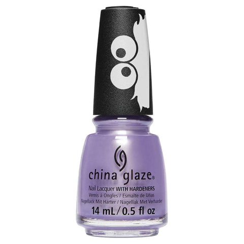 China Glaze Sesame Street Nail Colour - Ah Ah Amazing