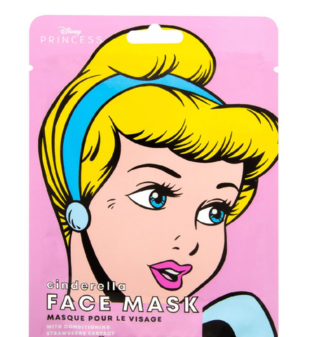Disney Cinderella Conditioning Face Sheet Mask