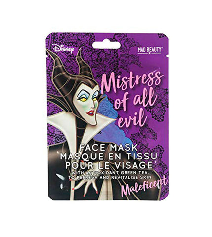 Disney Villains Maleficent Sheet Face Mask