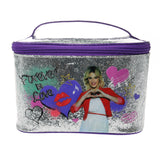 Disney Violetta Top Handle Makeup Case