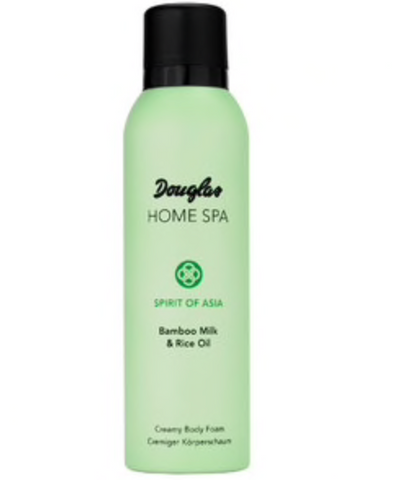 Douglas Creamy Body Foam - Bamboo Milk and Rice Oil