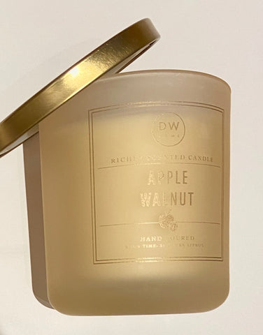 DW Home Apple Walnut Candle - Medium 9.1oz