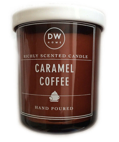 DW Home Caramel Coffee 3.8oz Mini Candle