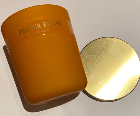 DW Home Pumpkin Butter Candle - Medium
