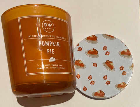 DW Home Pumpkin Pie Candle - Medium