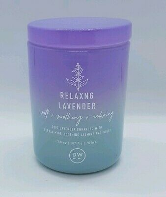 DW Home Relaxing Lavender Candle - Mini