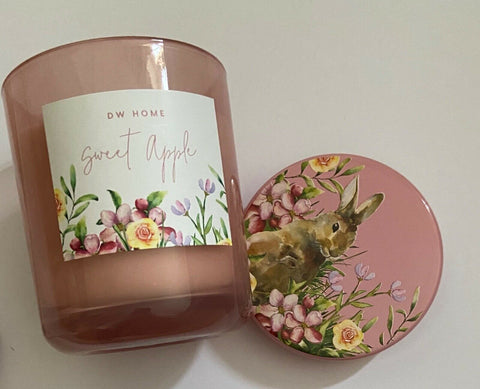 DW Home Sweet Apple Candle - Medium