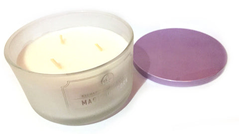 DW Home Magic Unicorn Cotton Candy Scent 3 Wick Candle