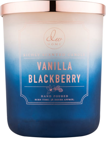 DW Home Vanilla Blackberry 15 oz Candle
