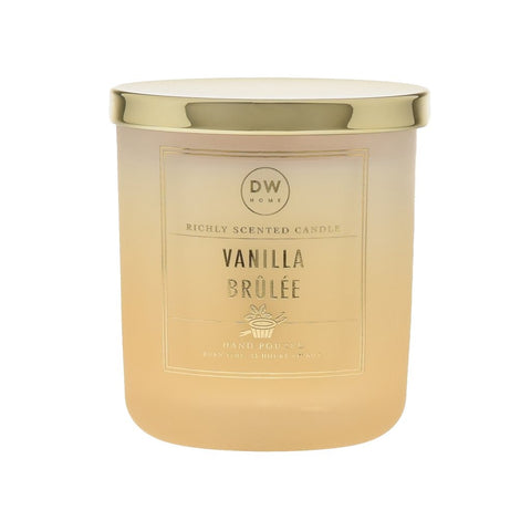 DW Home Vanilla Brûlée Candle - Medium