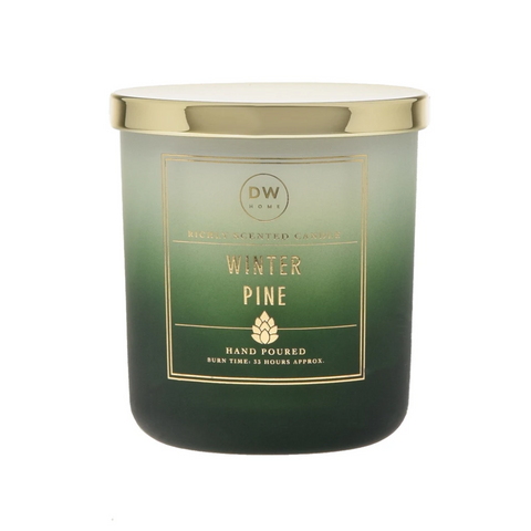 DW Home Winter Pine Candle - Medium