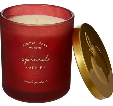 DW Home Spiced Apple Candle - Medium 9.1oz