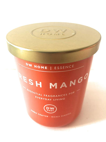 DW Home Fresh Mango Candle - Mini