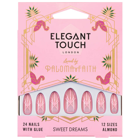 Elegant Touch Paloma Faith Sweet Dreams False Nails