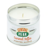 Friends Central Perk Caramel Toffee Scented Mini Candle