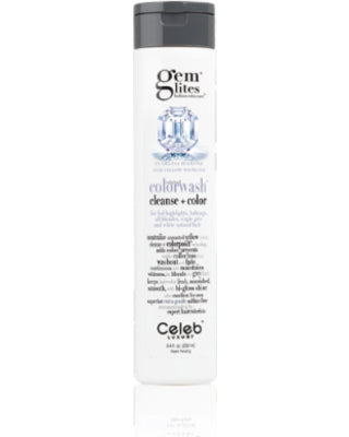 Celeb Luxury Gem Lites Colourwash Shampoo Silver - Flawless