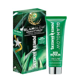 GLAMGLOW Power Rangers Green and Gold Face Masks