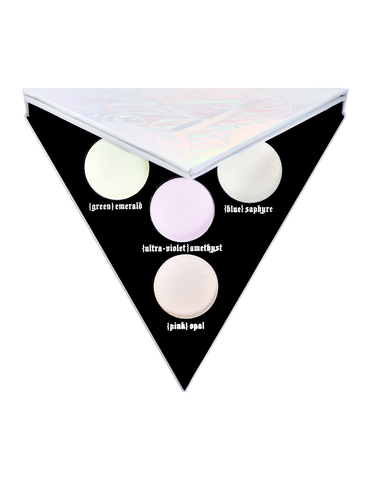 Kat Von D Alchemist Highlighter Palette