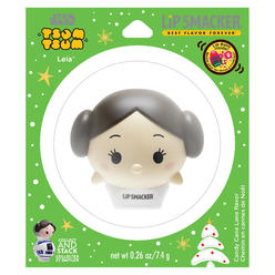 Lipsmacker Star Wars Leia Christmas Candy Cane Lip Balm