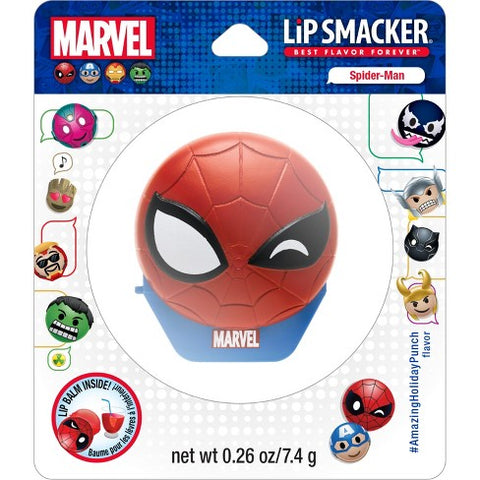 Lipsmacker Spiderman Holiday Punch Lip Balm