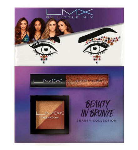 Little Mix Perfect Beauty in Bronze Eye Makeup Set