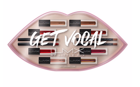 Little Mix Get Vocal Lip Gloss and Liner Gift Set