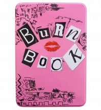 Mean Girls Burn Book Beauty Tin Gift Set