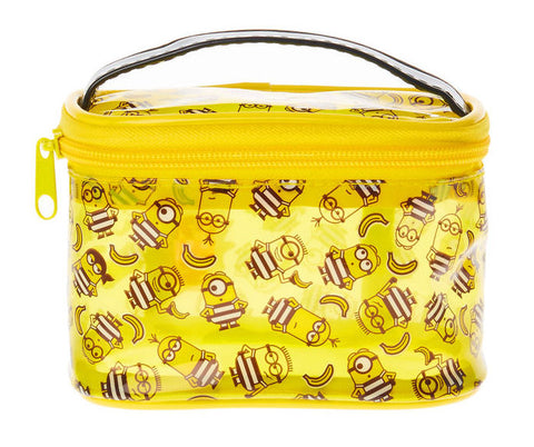 Minions Mini Makeup Travel Case