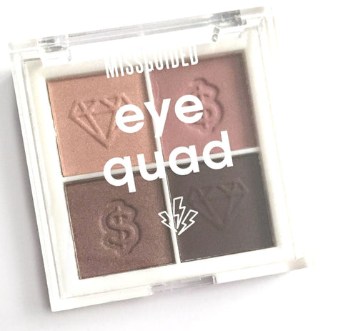Missguided Eye Quad Eyeshadow Compact